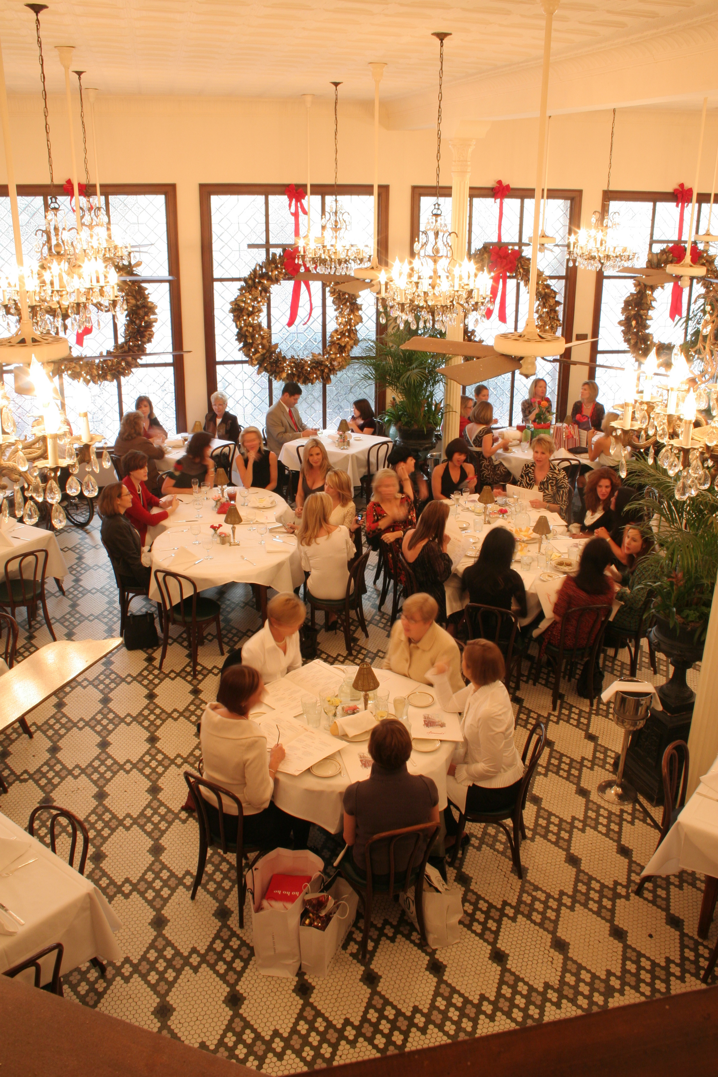 New Orleans Christmas Reveillon Dinner