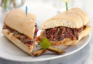 The po-boy: fine cuisine New Orleans' style