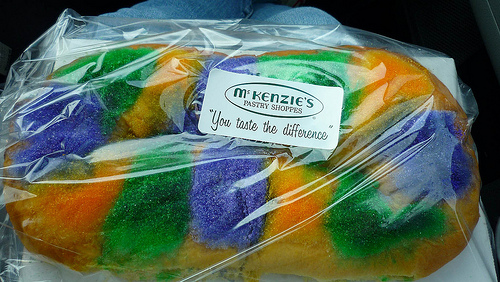 Mckenzie S King Cake New Orleans