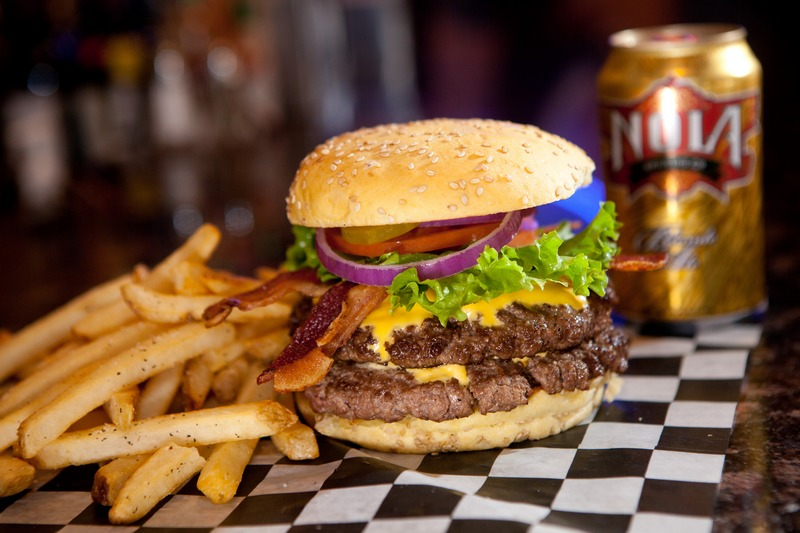 Burgers Bourbon Amp Beer Ending Hunger One Bite And Sip